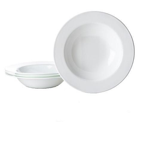 Corelle Winter Frost White Wide Rimmed Pasta Bowl 28oz