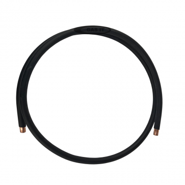 5m Black Plastic Coated 8mm Copper Pipe Approved for Regulator, Autogas Installs GI-ACCS-034-5M-31