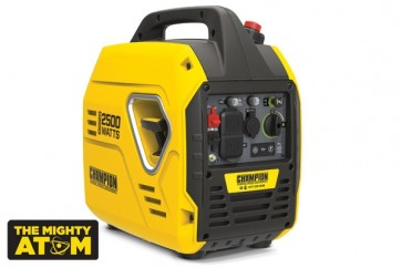 Champion 92001I 2500w Petrol Inverter Suitcase Generator The Mighty Atom Champion-2500wMightyAtom-310
