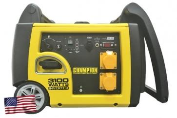 Champion 73120i 120v 3100 Watt Inverter Generator CHAMPION-73120I-120V-31