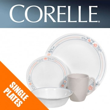 Corelle Apricot Grove Dinnerware Single Plate Bowl Dish Replacements Spares COR-APRICOT-GROVE-31