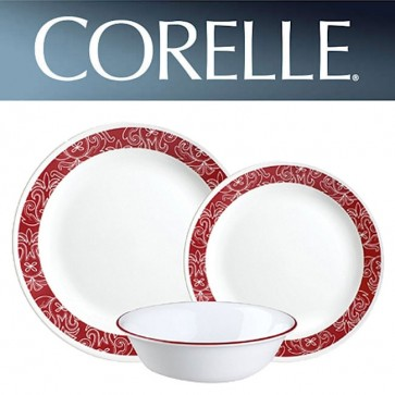 Corelle Bandhani 18pc Dinner Set COR-BANDHANI-18PC-31