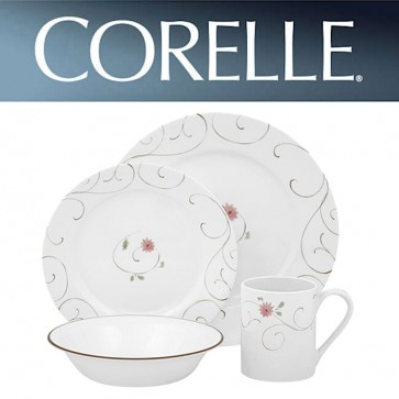 Corelle Enchanted 16 Piece Dinner Set COR-ENCHANTED-16PC-31