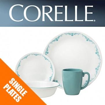 Corelle Garden Lace Single: Plates, Bowls, Dishes, Side Plates COR-GARDEN-LACE-31
