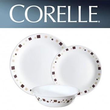Corelle Geometric 12pc Dinner Set COR-GEOMETRIC-12PC-31