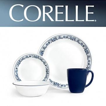 Corelle Old Blue Town 16 Piece Dinner Set COR-OLD-TOWN-BLUE-16PC-31