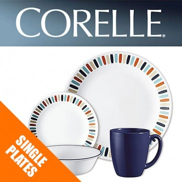 Corelle Payden Single: Plates, Bowls, Dishes, Side Plates, Serving, Platter, Noodle COR-PAYDEN-31