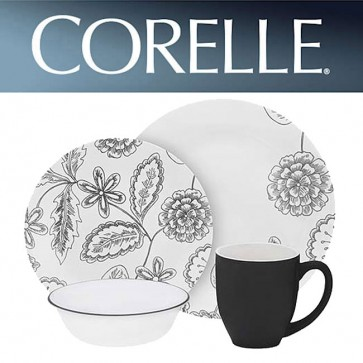 Corelle Reminisce 16 Piece Dinner Set COR-REMINISCE-16PC-31