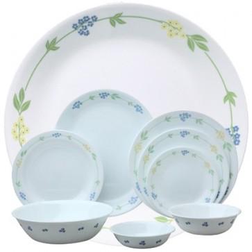 Corelle Secret Garden 76pc Floral Design Dinner Set CORELLE-SECRET-GARDEN-76-DINNER-SET-31