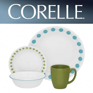 Corelle South Beach 16pc Dinner Set COR-SOUTH-BEACH-16PC-31