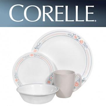 Corelle Apricot Grove 16pc Dinner Set with Stoneware Mug COR-APRICOT-GROVE-16PC-31