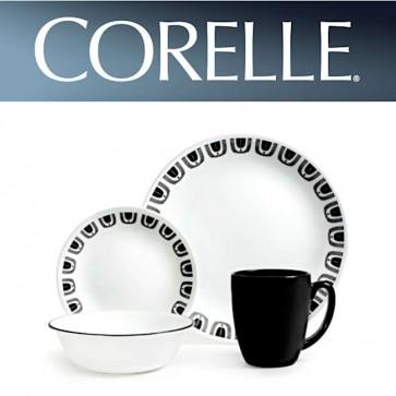Corelle Black Night 16pc Dinner Set COR-BLACK-NIGHT-16PC-31
