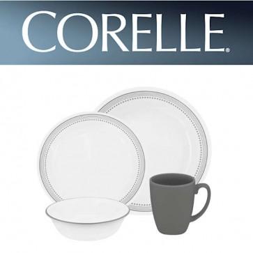 Corelle Mystic Gray 16pc Dinner Set COR-MYSTIC-GRAY-16PC-30