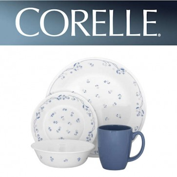 Corelle Provincial Blue 16pc Dinner Set COR-PROVINCIAL-BLUE-16PC-31