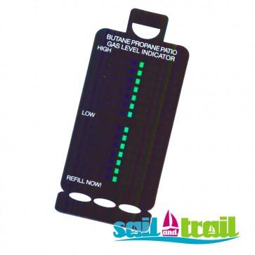 Magnetic Gas Level Indicator for Propane and Butane Gas Cylinder Bottles PLS-BJ200-30