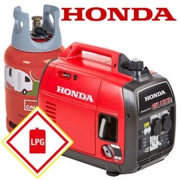 LPG Conversion Honda EU22i 2200w with Inverter Technology UK HONDA-EU22I-LPG-31