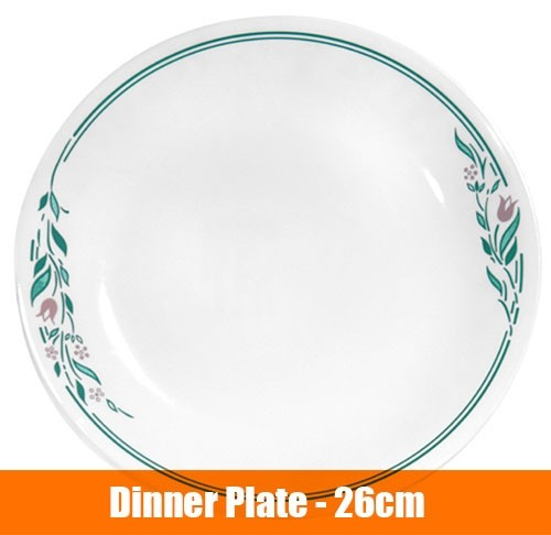 Corelle Rosemarie Dinnerware Single Plate Bowl Dish Replacements Spares