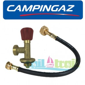 Reserve Gas System Adaptor to CampinGaz + 0.5M Pigtail Kit Camping Gaz CGAZ-PT-KIT-20