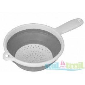 Space Saving Collapsible Colander Ideal for Caravans, Motorhomes, Boats, Holiday Homes. PEN-3390-20