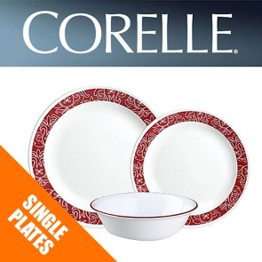 Corelle Bandhani Single: Plates, Bowls, Dishes, Side Plates COR-BANDHANI-20