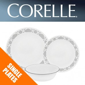 Corelle Modena Plates, Dishes, Bowls, Platters Replacement Spare Dinnerware