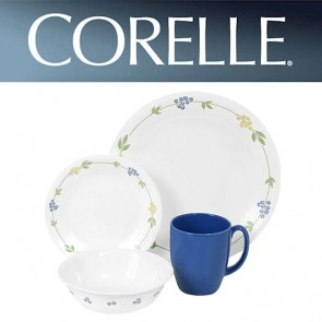 Corelle Secret Garden 16 Piece Dinner Set COR-SECRET-GARDEN-16PC-20