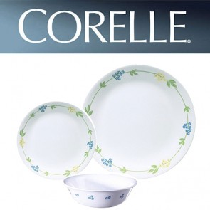 Corelle Secret Garden 18 Piece Dinner Set COR-SECRET-GARDEN-18PC-20