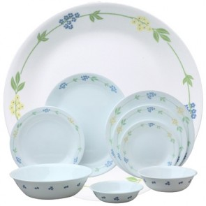 Corelle Secret Garden 76pc Floral Design Dinner Set CORELLE-SECRET-GARDEN-76-DINNER-SET-20