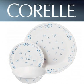 Corelle Provincial Blue 18 Piece Dinner Set COR-PROVINCIAL-BLUE-18PC-20