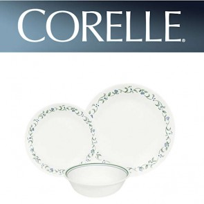 Corelle Country Cottage 18 Piece Dinner Set COR-COUNTRY-COTTAGE-18PC-20