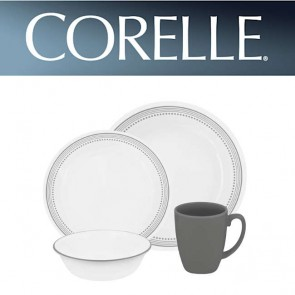 Corelle Mystic Gray 16pc Dinner Set COR-MYSTIC-GRAY-16PC-20