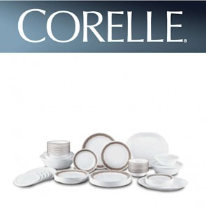 Corelle Sand Sketch 74 Piece Dinner Set COR-SAND-SKETCH-74PC-20