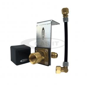 Gas It In Locker Angle Bracket Fill Point for LPG Filling System EU and UK Approved PSGILPGAngleBracket-20