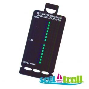 Magnetic Gas Level Indicator for Propane and Butane Gas Cylinder Bottles PLS-BJ200-20