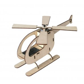 Solar Powered Helicopter Kit SOToyHelicopter-20