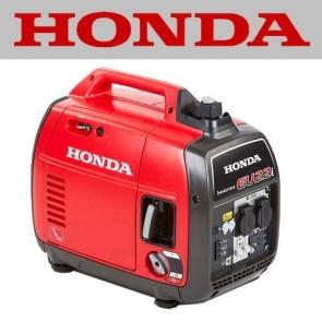 Honda EU22i 2200w Portable Suitcase Inverter Generator 5yr* Dom Warranty UK HONDA-EU22i-2-20