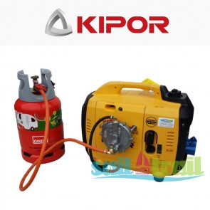 Kipor IG 2600 LPG Suitcase Inverter Generator On Generator Kit KIPOR-IG2600-ON-GEN-KIT-20