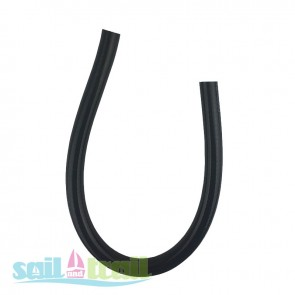 Gas It 0.75m Length 8mm Thermoplastic LPG Pipe Fill Pipe Hose for Refillable Gas Bottles GI-0-75-FP-20