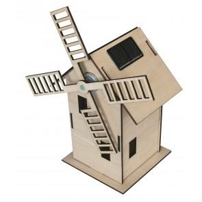 Solar Powered Windmill Kit SOToyWindMill-20