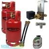 GAS IT Twin 11Kg Refillable LPG Cylinder In Locker Fill Point