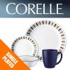Corelle Payden Single: Plates, Bowls, Dishes, Side Plates, Serving, Platter, Noodle