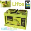 LiFOS 105AH Camping & Leisure and Commercial Lithium Iron Phosphate Smart Battery