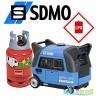 SDMO Inverter iPRO 3000 Silent Generator - LPG Version