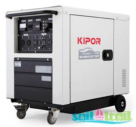 Arranque El 233 Ctrico Kipor Id6000 Diesel 5 5kva Generador