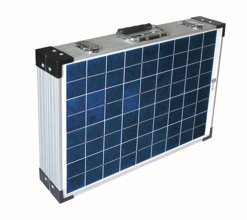 Pv Logic Foldup Solar Panel 60 Watts 20 Year Warranty