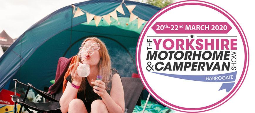 Harrogate Motorhome & Caravan Show Yorkshire