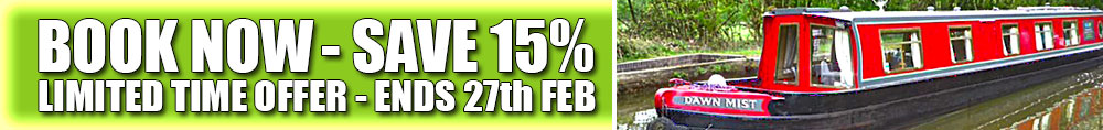 Save 15% Booking Before 27th Febuary