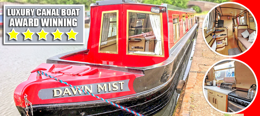 Narrowboat Hire Warwickshire Ring