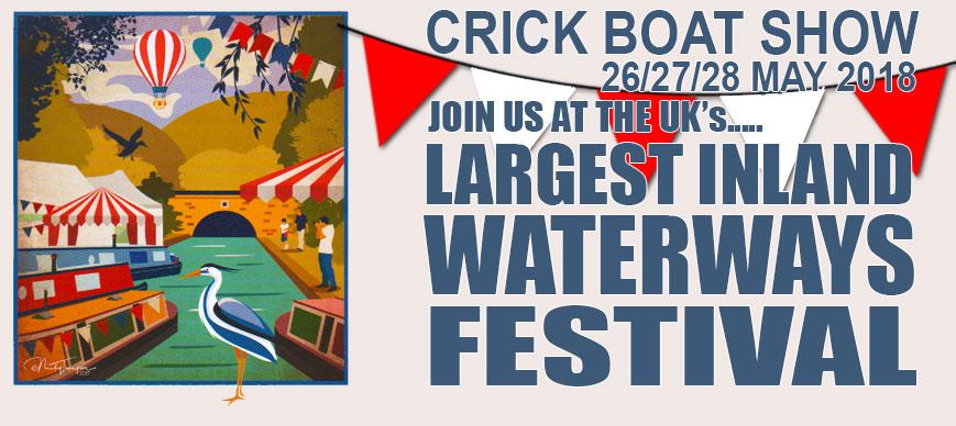 Crick Boat Show 2018