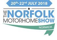 Norfolk Showground Motorhome Show Norwich